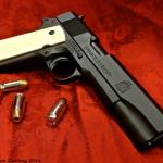 Springfield 1911 in MAD Black