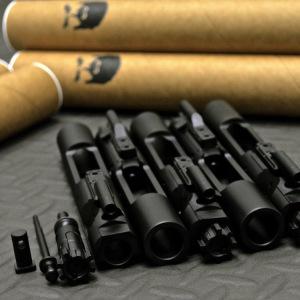 MAD Black bolt carrier group, bcg, ar15, m16