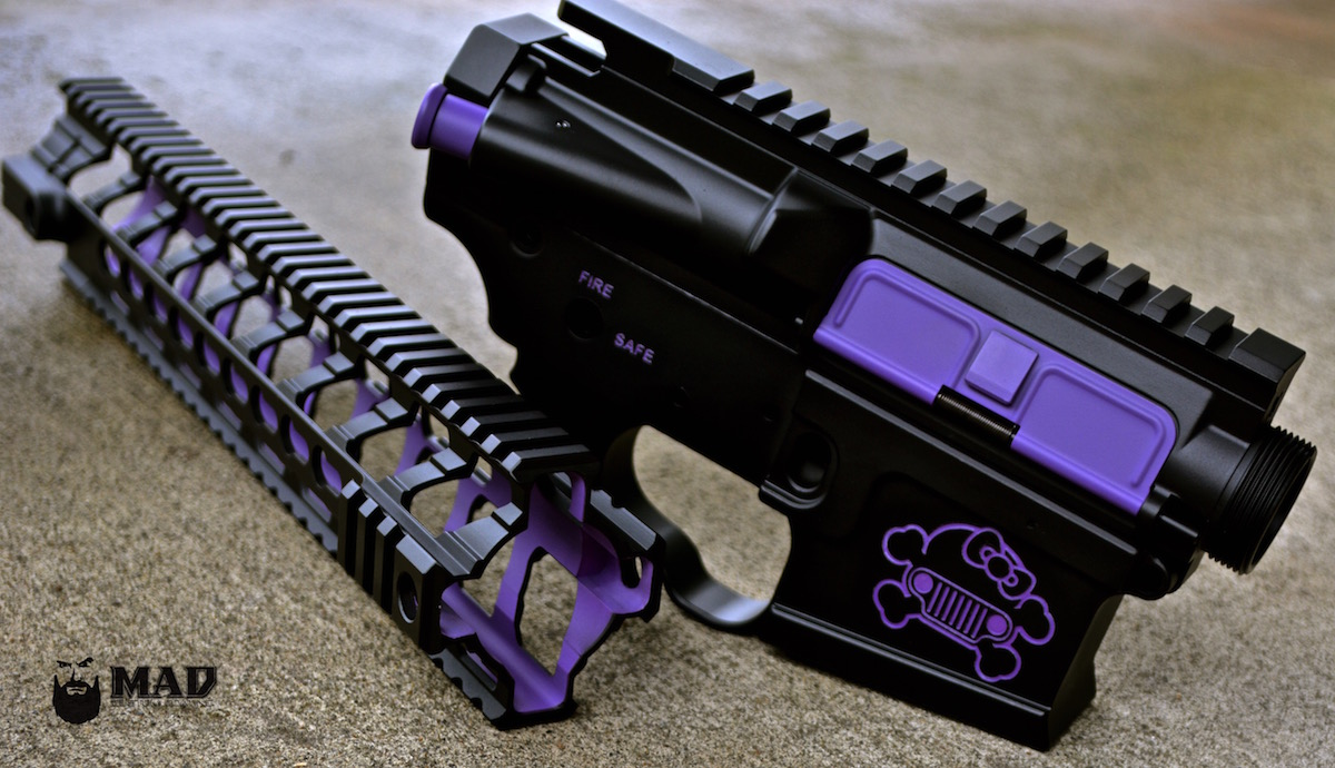 Purple Ar 15 Www Pixshark Com Images Galleries With A