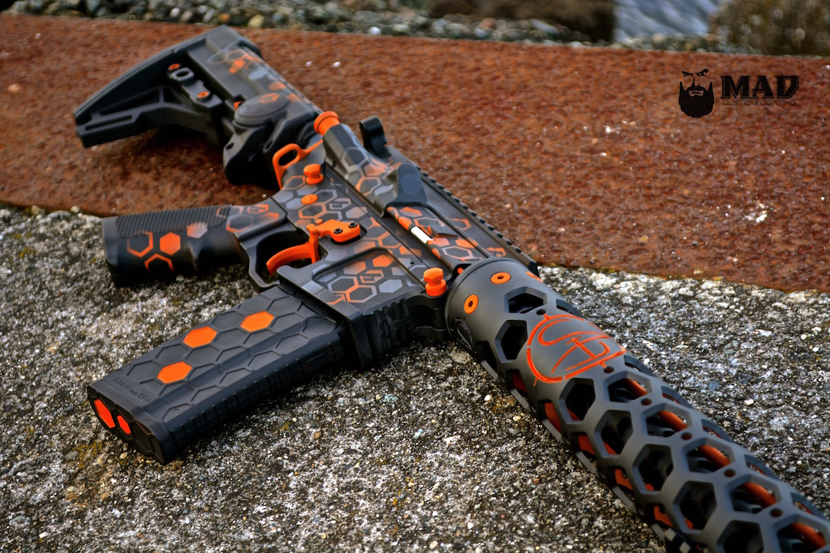 Custom Paint Ar 15 Handguards – Wonderful Image Gallery