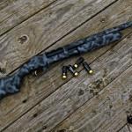 870 in MAD Edge Camo w/ MAD Black, Smith's Grey & Sniper Grey