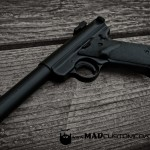 Ruger .22 in all MAD Black