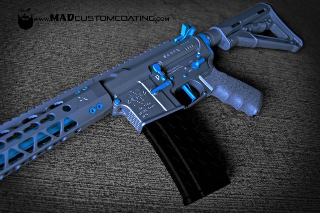 Ar 15 Mad Custom Coatingmad Custom Coating