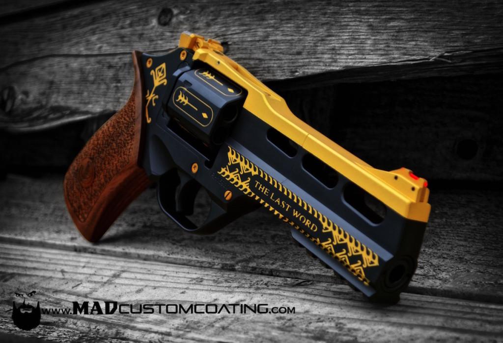 Handguns Mad Custom Coatingmad Custom Coating