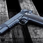 MAD Black on a Colt 1911