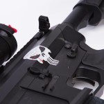 Chris Kyle Ti-10 Punisher Rifle for The Gun Co.