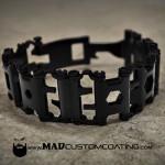 MAD Black Plus on a Leatherman Tread