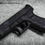 MAD Dragon subdued on a Glock 23