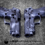 MAD Dragon Lionheart LH9 pistols