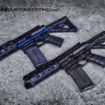 America themed AR15s