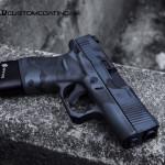 Glock 43 in MADLand Camo Cerakote