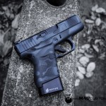 Glock 43 in MADLand Camo