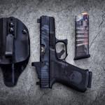 MADLand Camo Glock 19 in MAD Black & Sniper Grey