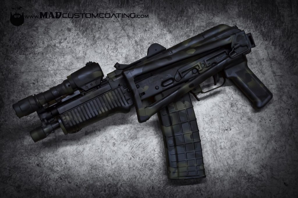 AK 47 - Mad Custom CoatingMad Custom Coating