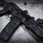 MADLand Black Camo in MAD Black, Sniper Grey & Foliage Green