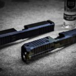 MAD Black Plus & MADLand Black Camo Glock Slides