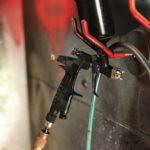 MADLand Camo Iwata Spray Gun